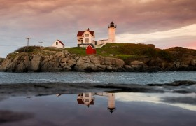 Neddick Lighthouse
