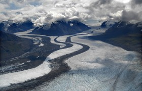 Russell Glacier, Wrangell St. Elias, Alaska
